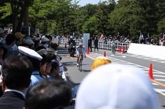 堺国際サイクルロード FINISH